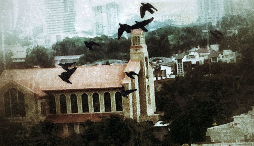 Faith And Hypocricy Photography Hypocricy Faith Oldchurches DEVIANTOGRAPHY Psychological Raven Birds Ghosts