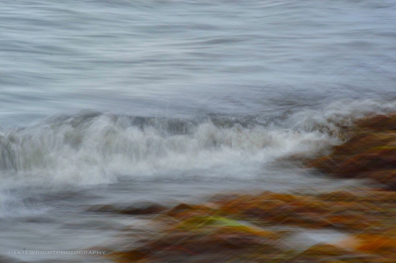 nature, motion, water, wave, sea, beauty in nature, waterfront, no people, blurred motion, outdoors, scenics, day, power in nature, sky