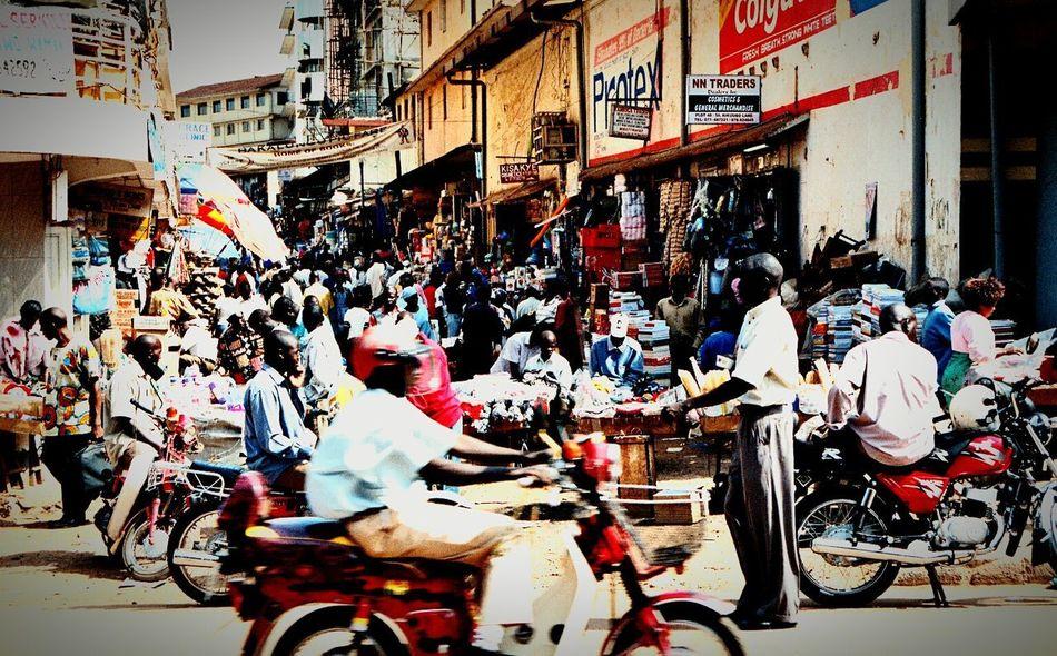 Kampala Streetphotography Mode Of Transport Africa Uganda  Streetphoto_color Street Life