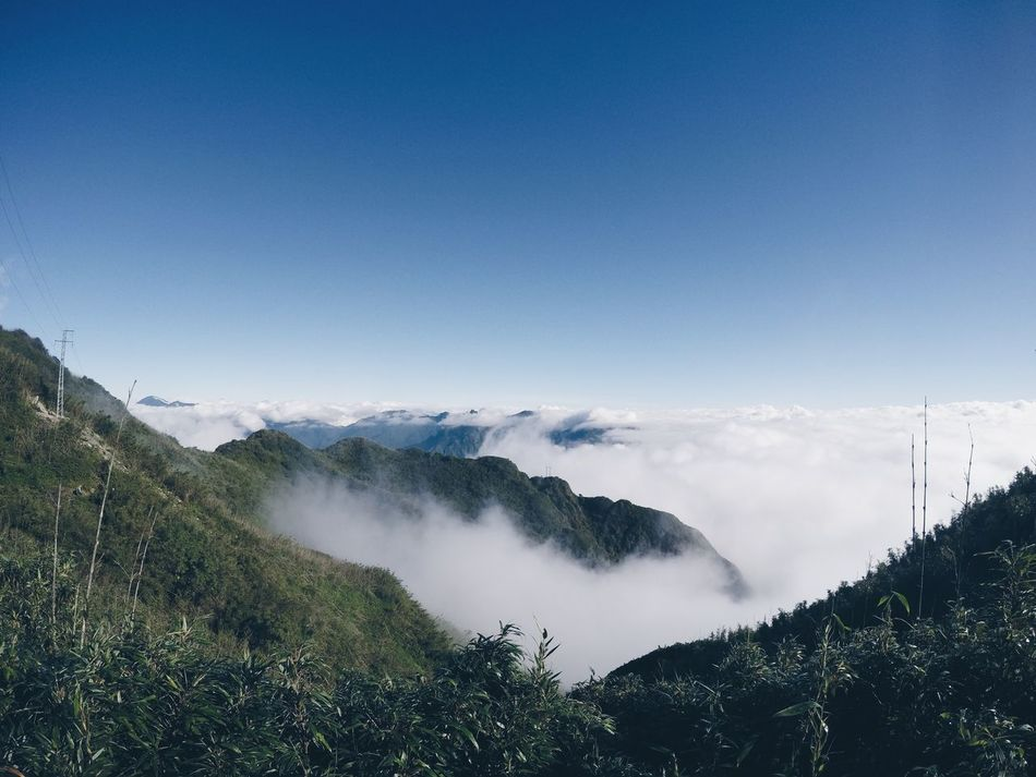 Beautiful stock photos of vietnam, Beauty In Nature, Cloud - Sky, Copy Space, Day
