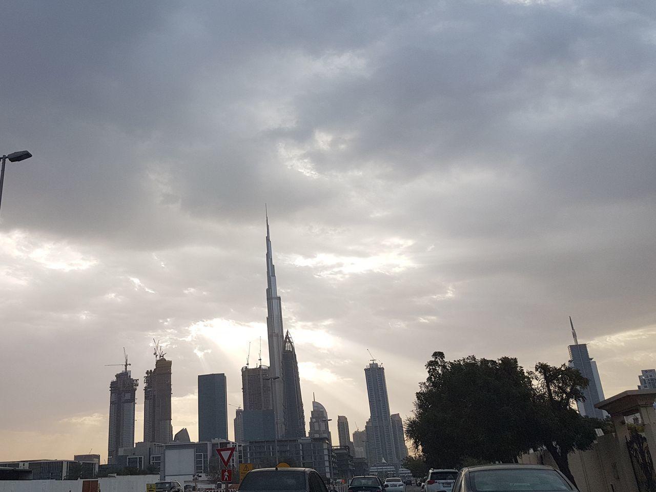 Hz339 منظرمن،دبي A View From Dubai