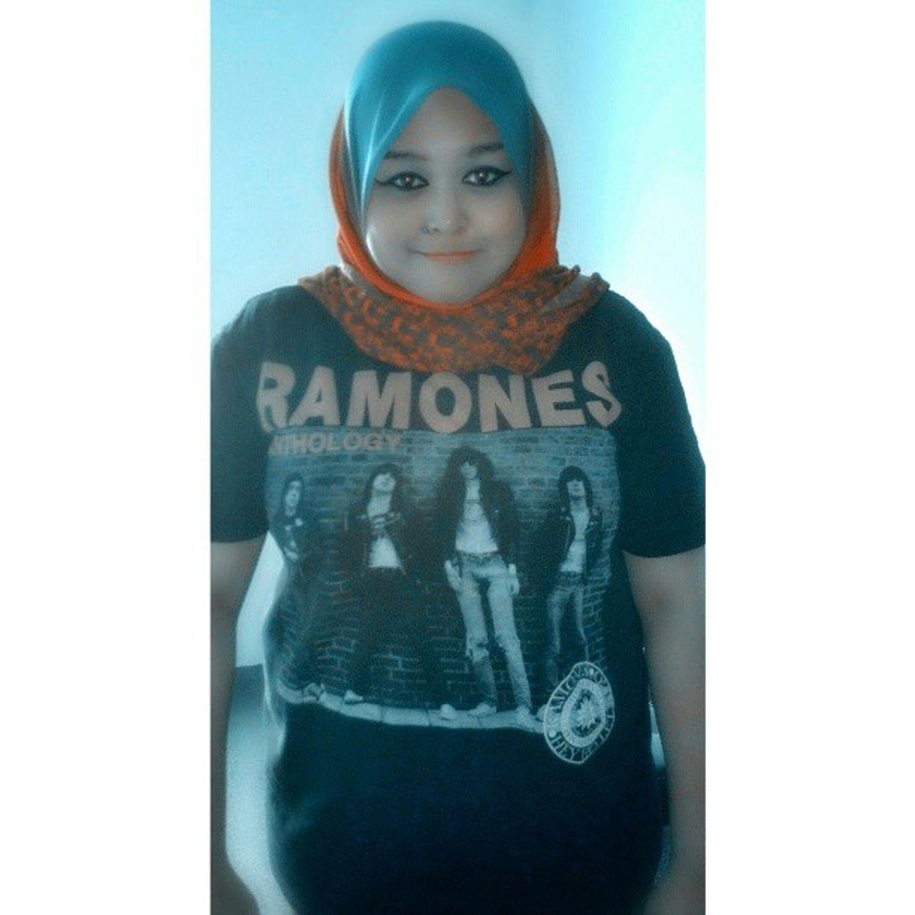Ramones Bandshirt Saturdayworkingmood