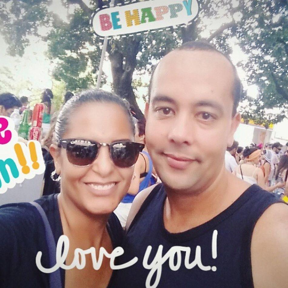 De hoje... Carnavalbh Carnavalizabh Meuamor &Eu Love BlocoOrdináááários