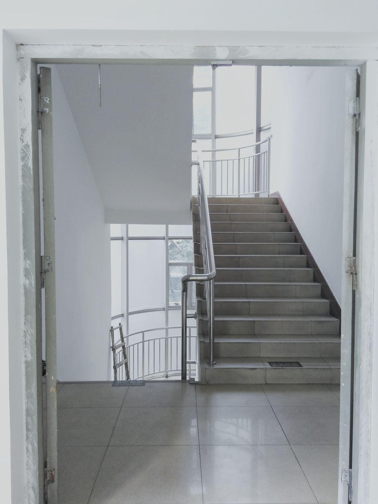 楼道 校园