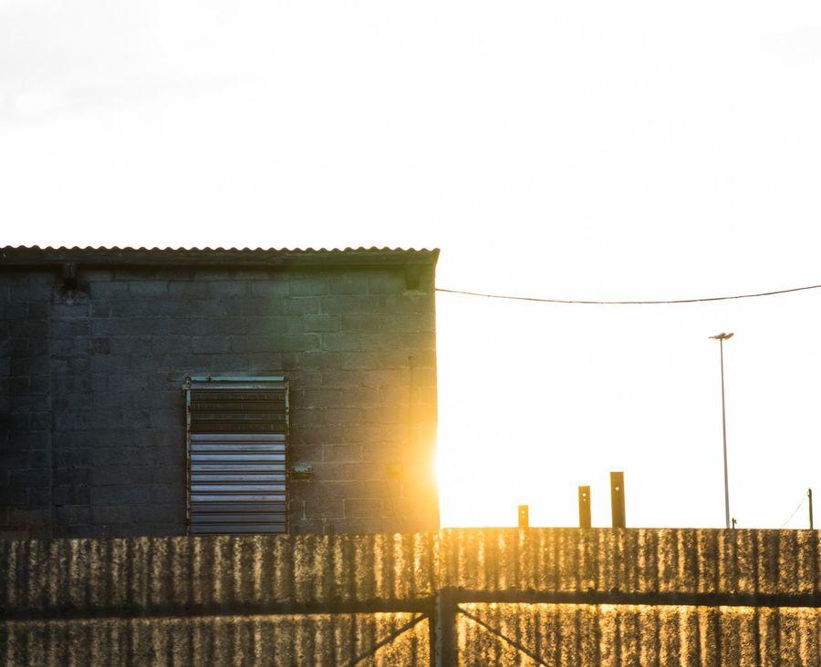 Taking A Walk Architecture Sun Sunset Belgium Willebroek Interesting Pieces