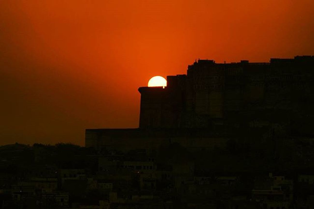 Sunrise Morningclick Jodhpur Mehrangarh Beautiful View Enjoy Photoshoot Photographie  Click_india_click Igersjodhpur Igersjaipur Wwim13 WWIM13Jodhpur Followme Followmeplease