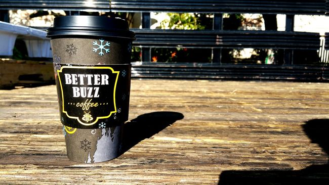 Life is better Buzzed. Better Buzz Coffee San Diego
