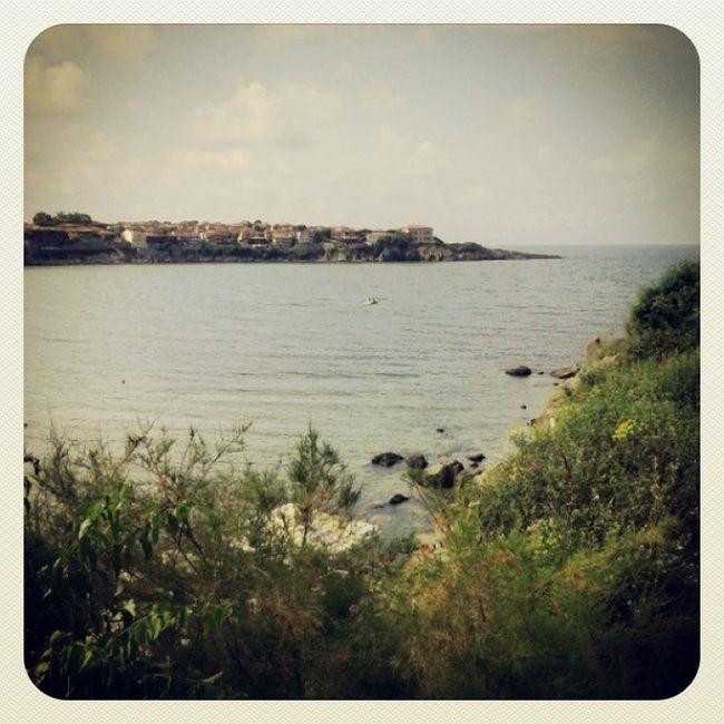 Summer Sea Sozopolis Finally