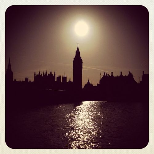 At Big Ben