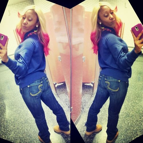 Rocking In My Rock Jeans ♡