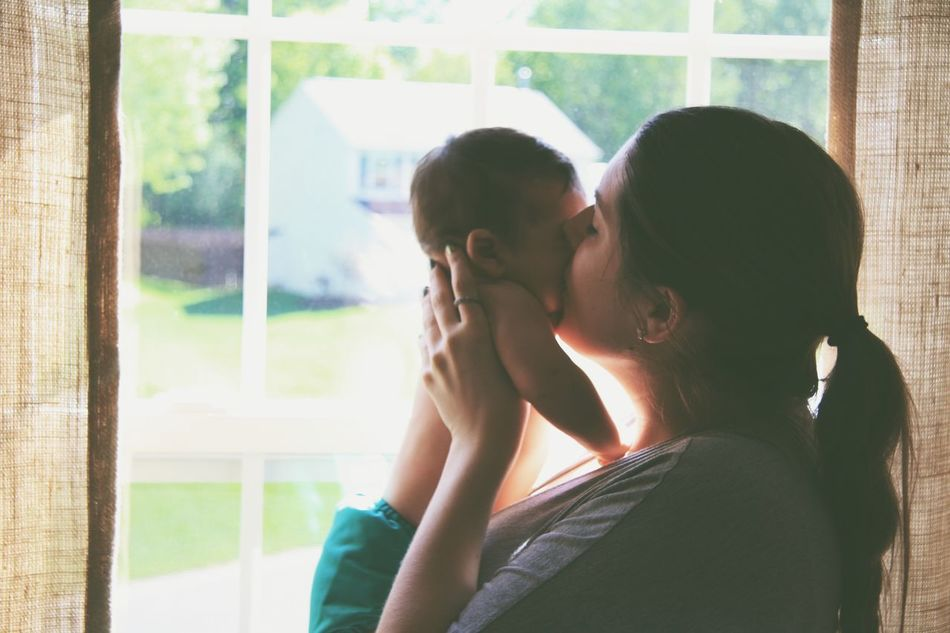 Beautiful stock photos of maternity, Baby, Babyhood, Bonding, Candid
