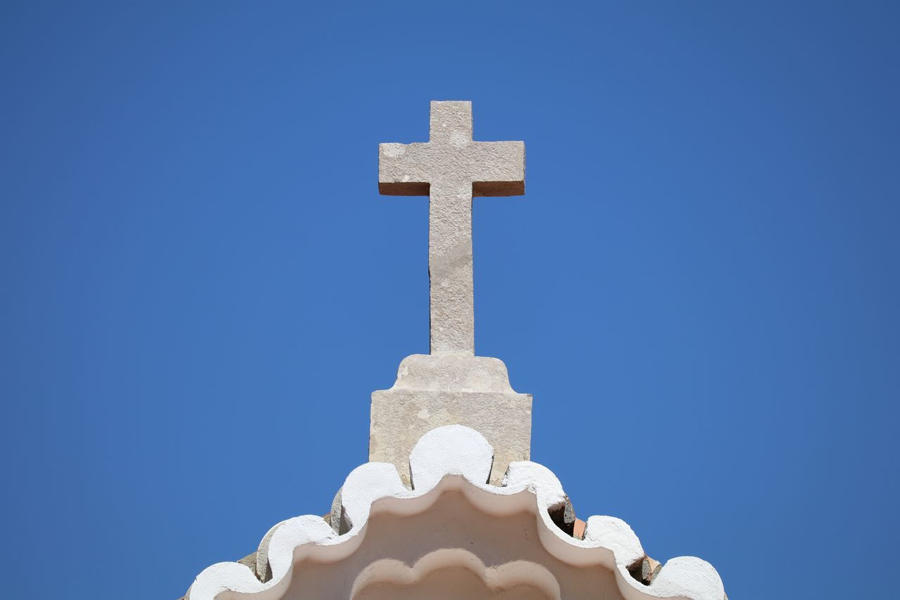 Stone Cross Church Close-up Cross Eye4photography  Sky EyeEm EyeEm Best Shots EyeEmBestPics From My Point Of View Minimal Minimalism Minimalobsession Rooftop Simbolism  Sky And Clouds Religious Symbols EyeEm Gallery Taking Photos Portugal