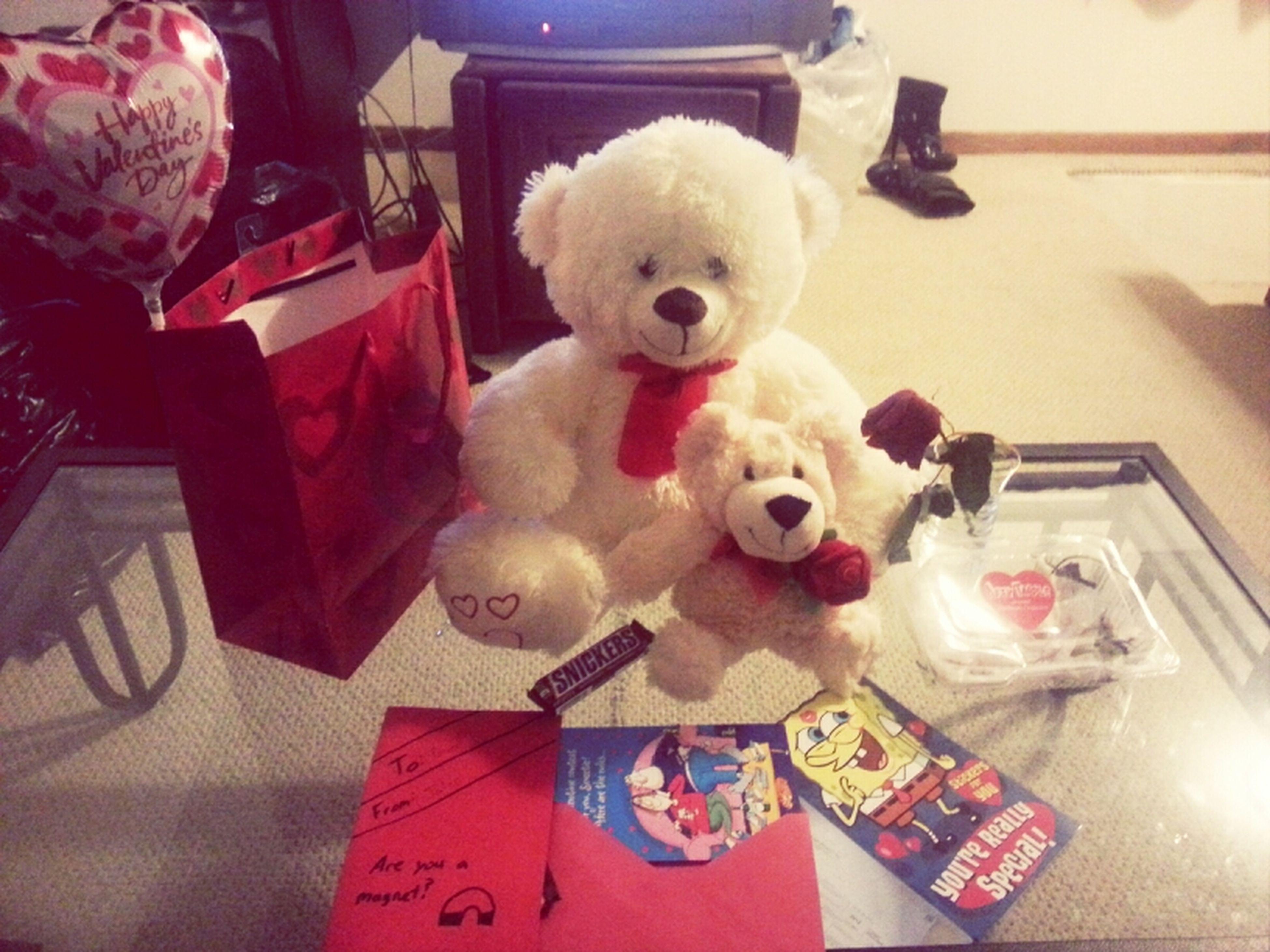 ^___^ Happy Valentine's Day, My Rose Died :(