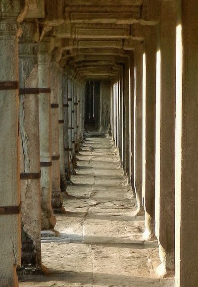 Architecture Ancient Civilization Temple Respect Light And Shadow Restoration In Progress Incredible Peaceful In Awe Beautifully Organized