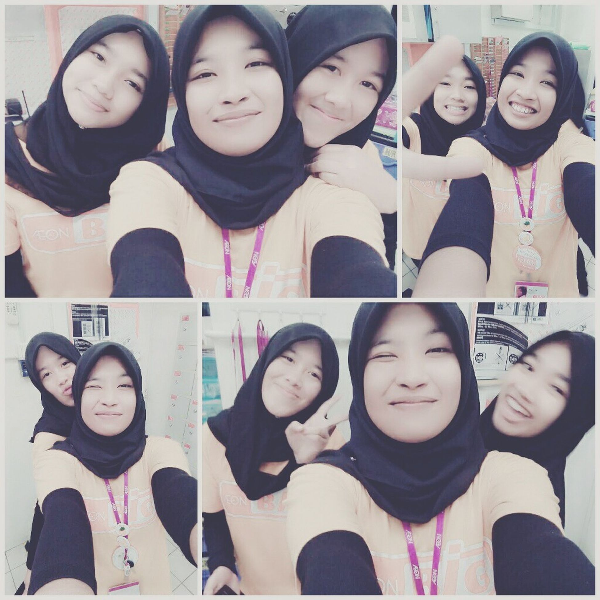 with my princess...athirah and dayat..huhuhu Tired But Still Working working love them very much..