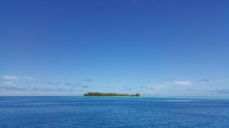Beautiful stock photos of bora bora, Bliss, beauty In Nature, blue, calm