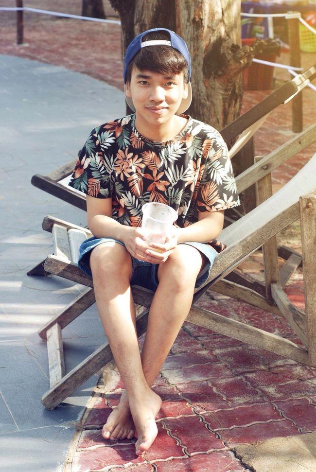 Túmickey Asianboy Bymyside Summer ☀ Artphoto Vietnamese Mickey Mouse Happiness Lovetime Beach