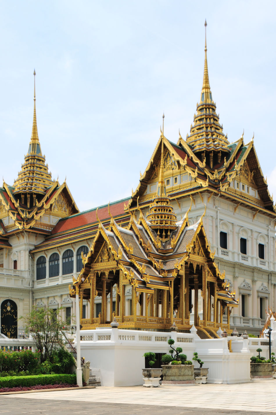 Beautiful stock photos of thai, Architecture, Buddhism, Building Exterior, Built Structure