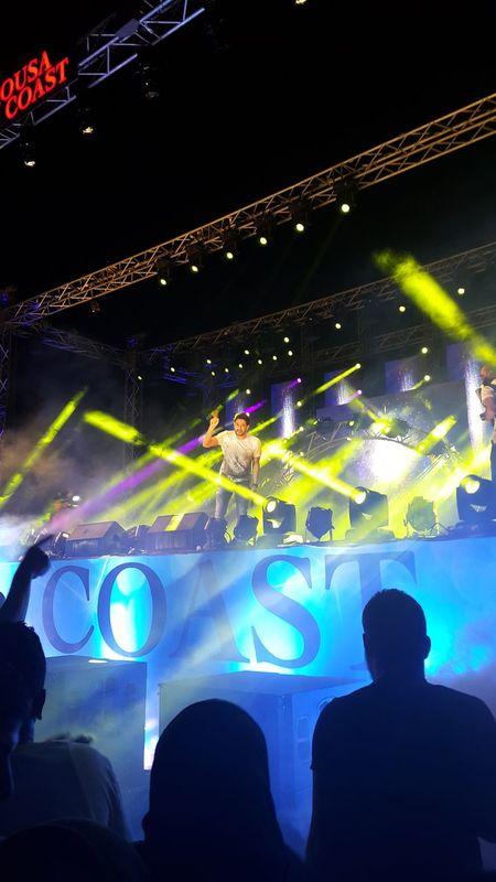 Music Nightlife Performance Popular Music Concert People Night Hamaki Mosa Coast Egypt
