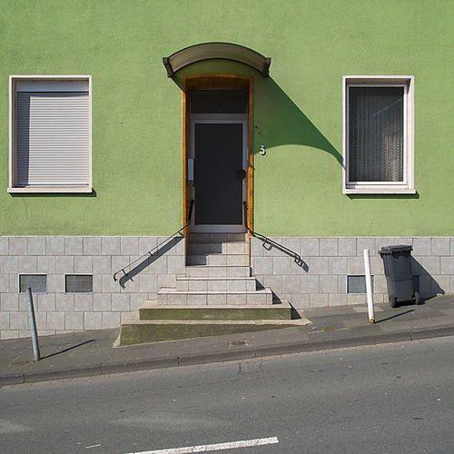 Latergram Hagengermany Hagenwestfalen Hagen Eppenhausen Brunnenstraße Westfalen