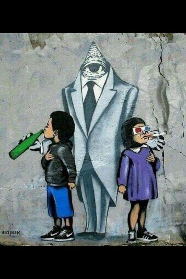 Illuminati Fuck Illuminati Change The World Fuck the sistem Psychopaths