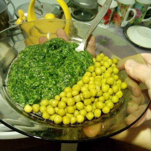 #мирдолжензнатьчтояем Dinner Spinach Еда Pea мирдолжензнатьчтояем ужин горох шпинат