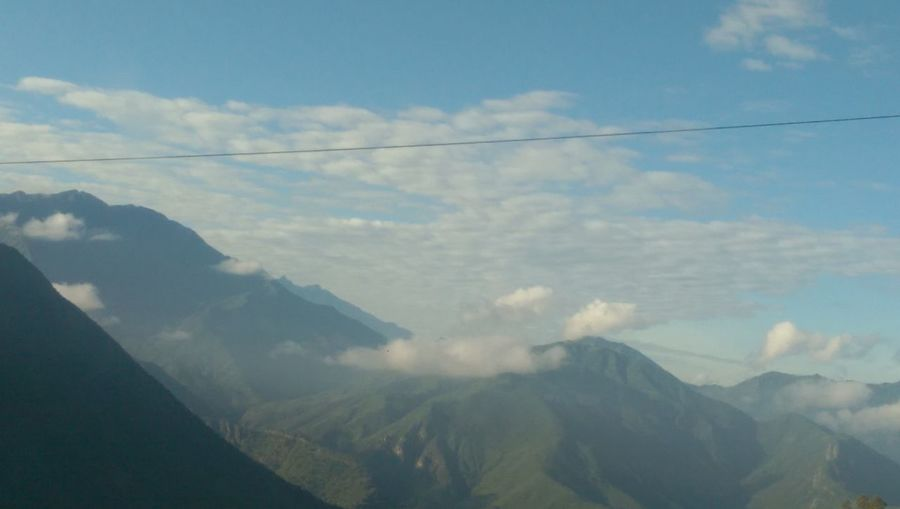 Andes Mountains, about 2100 meters above sea level, road to Jaén, Cajamarca, Perú First Eyeem Photo