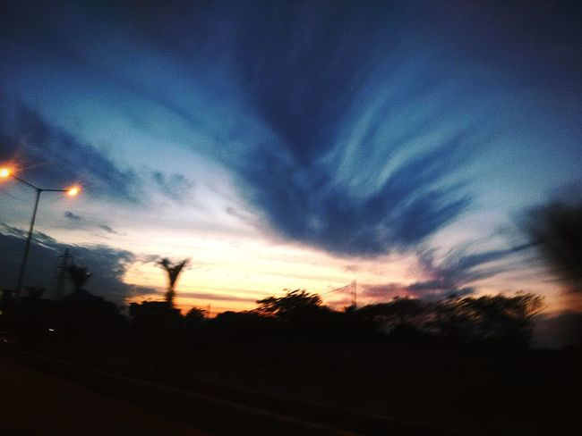 Sunset are Beautiful all over World. Photography Sunset Surat Photography Skyporn