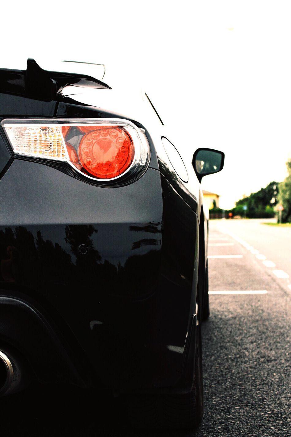 GT86 Toyota GT86 Car Mylove Littleblack Rogue Road Summer