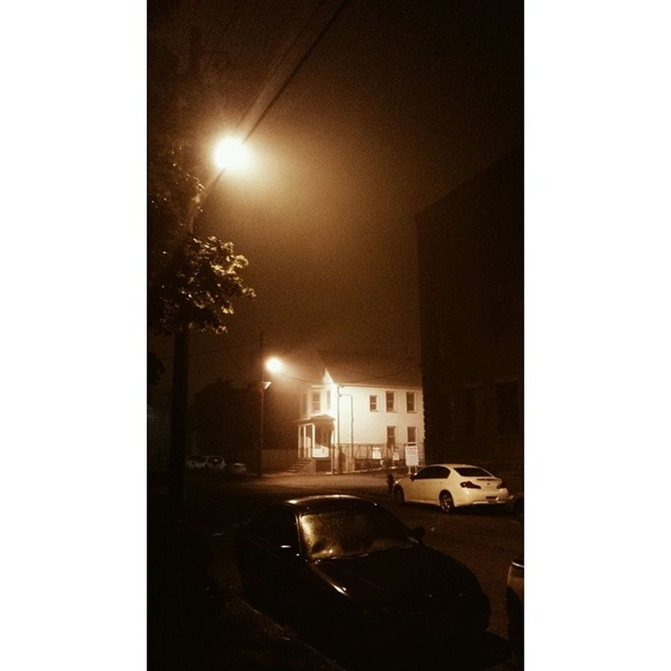 Perth Amboy Nights Instapic Fog Picofthenight Instaphoto jersey