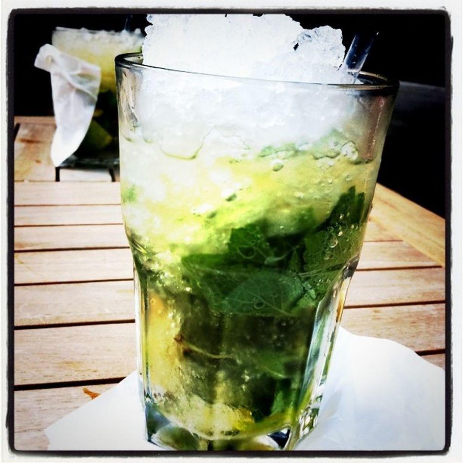 Summer chill drink