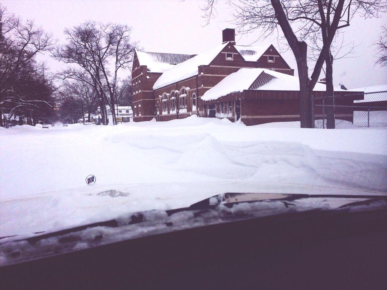 Just SnowSnowpocalypse