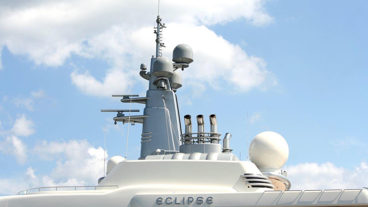 Eclipse Port Of Copenhagen Abramovitj