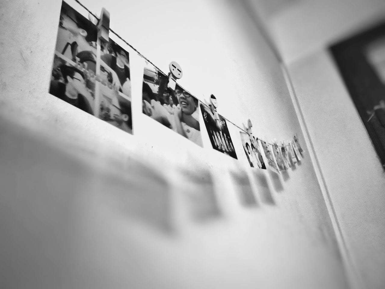 Pictures And Pictures Black And White My Classroom Boydays Taken From Smartphone Camera Phonecamera Retouched