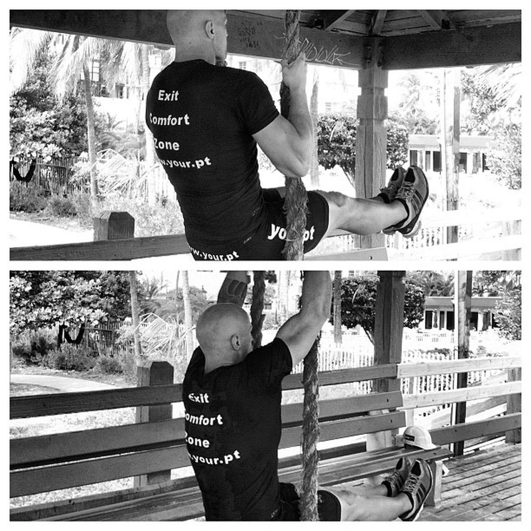 My favorite exercise for building overall strength! Pullups Liveultimate FUNNING