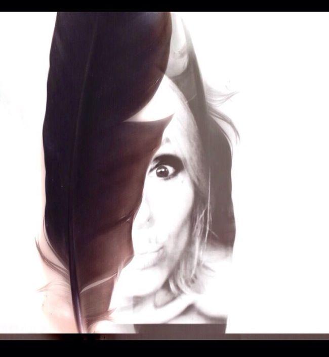 Duck Faces Vs Censure Black & White Portrait Art?