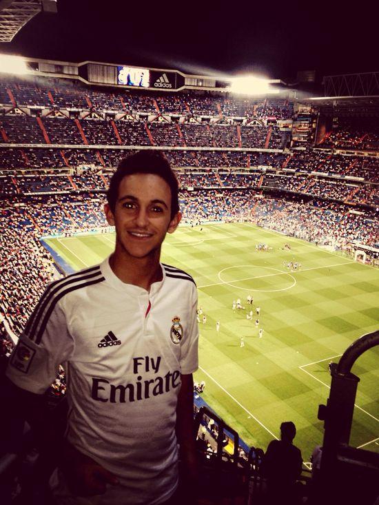 Real Madrid Supercopa James Rodriguez Hala Madrid