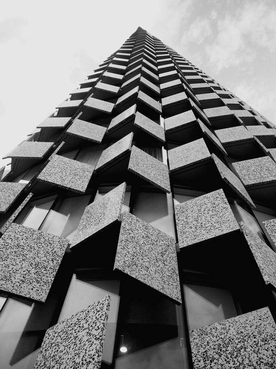 Plaza Modern Architecture Tirana Albania Perspective Photography Taking Photos EyeEm Windows Black & White Blackberry10 Downtown