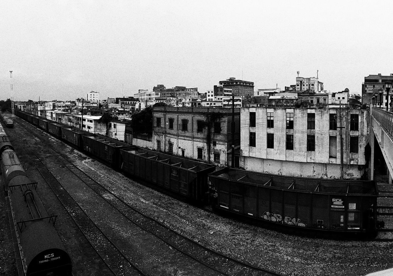 Old Buildings in Downtown, Tampico Mexico, Train Tracks, Nostalgic  The Great Outdoors - 2017 EyeEm Awards The Architect - 2017 EyeEm Awards
