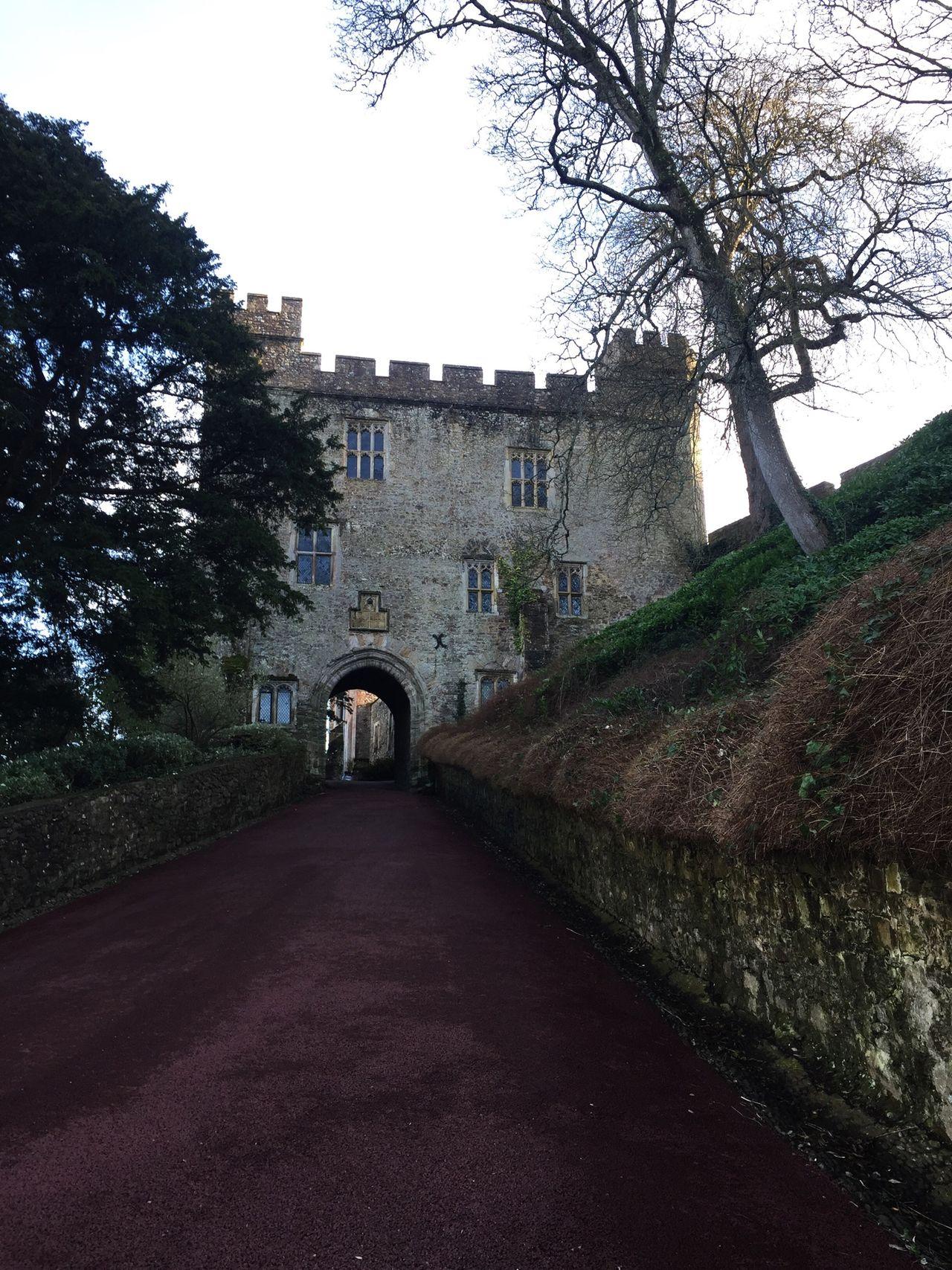 Dunster Castle Gate House