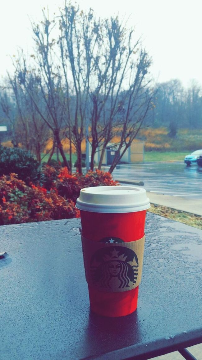 Cookeville Raining Coffee