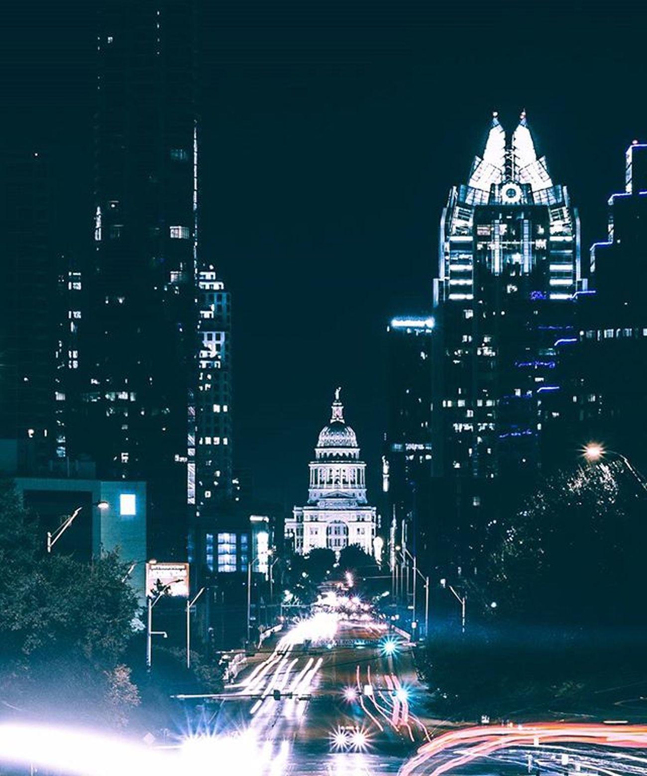 ❇❇❇ Austin Texas Texas Swsw Streetphotography Longexposure Longexposurephotography