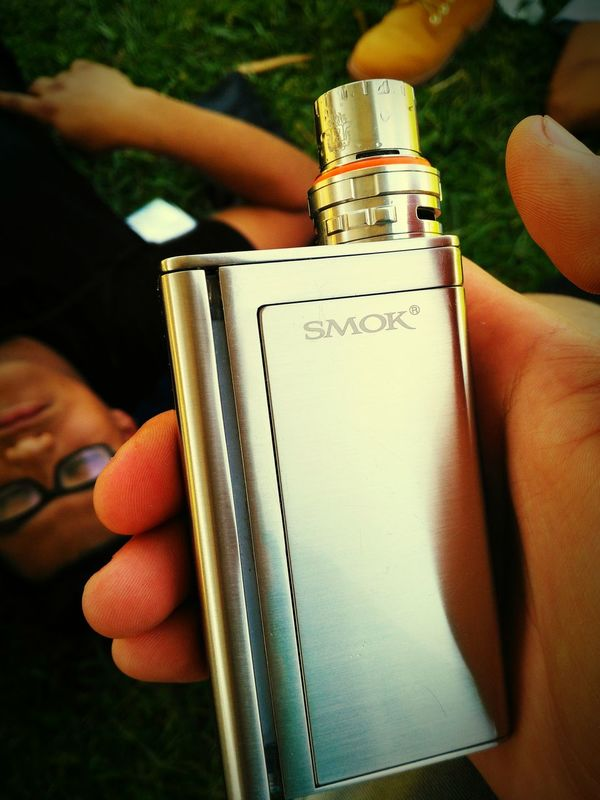 EyeEm Selects Outdoors Adult Day Close-up Vape Smoke Smok EyeEmNewHere