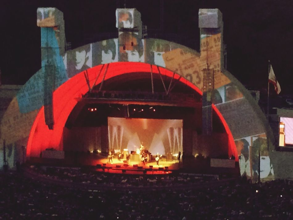 Listening to some 50 year old British music. The Beatles Concert Hollywood Bowl
