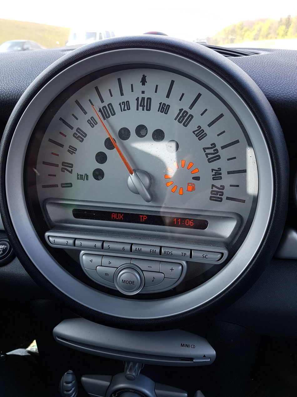 Speedometer Instrument Of Measurement Meter - Instrument Of Measurement Vehicle Part Day No People Close-up