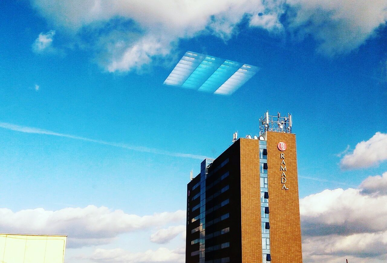 Sky Architecture Ramada Bue Sky