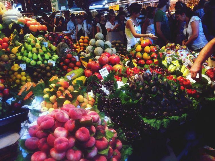 Enjoying Life Fresh Produce Fruits Galore