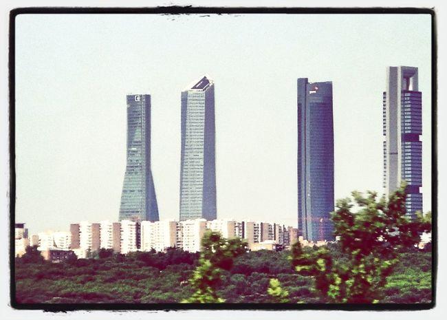 Madrid 4 Gigantes Madrid PwC