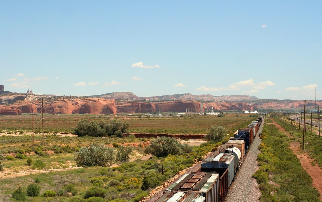 Beautiful stock photos of train, Beauty In Nature, Berlin, Day, Freight Train
