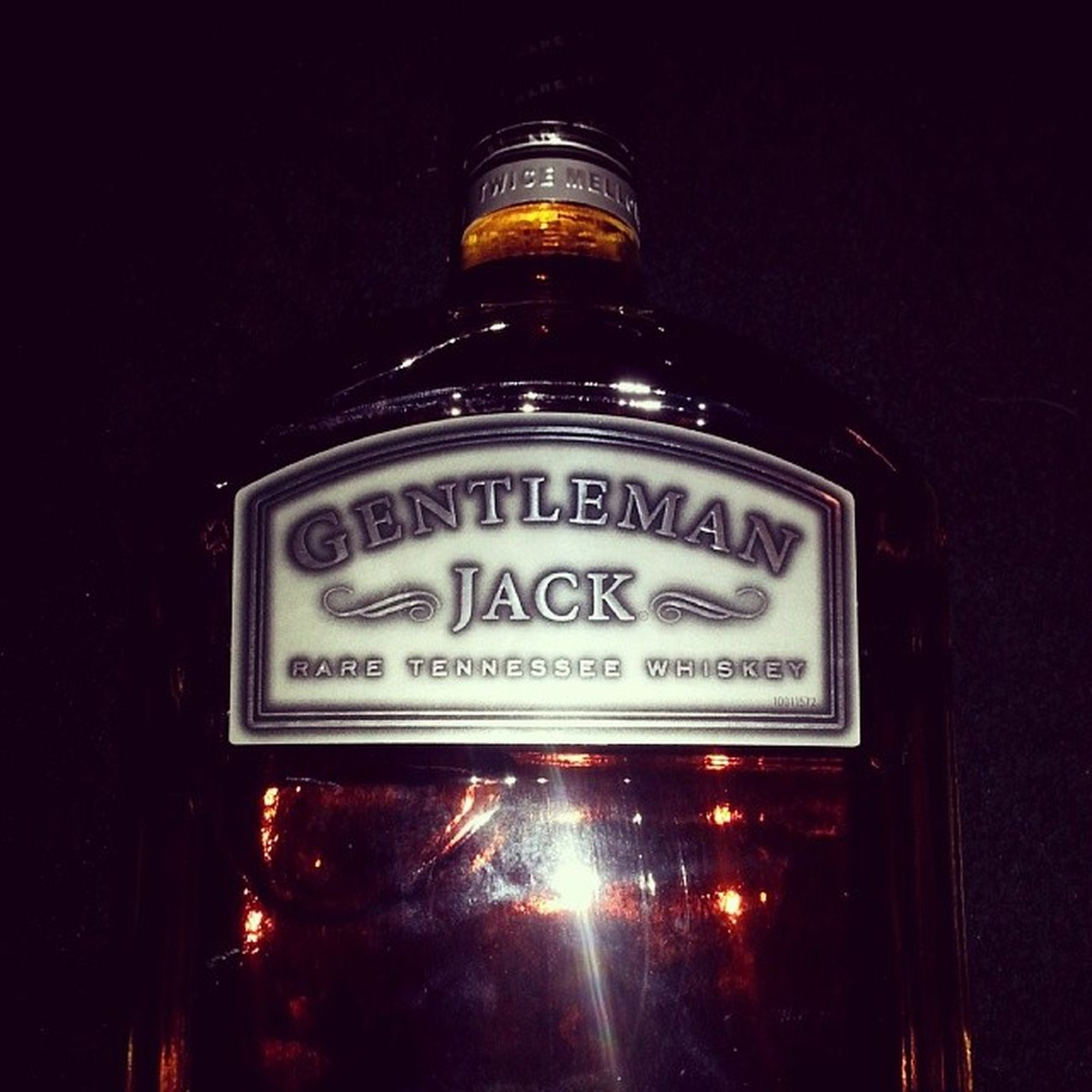 Gentlemanjack best tip ever :)